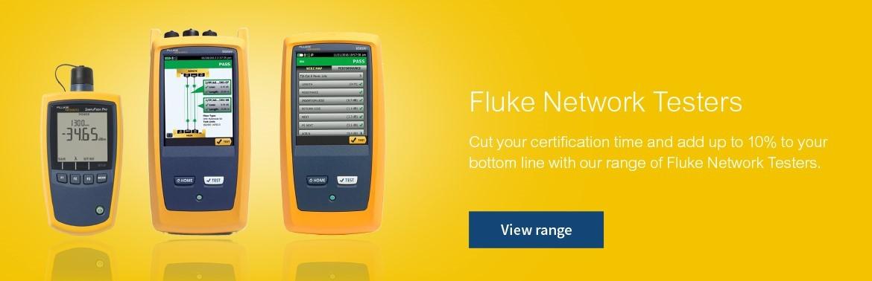 Fluke Network Testers